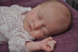 Alva sover (2/12 2012)