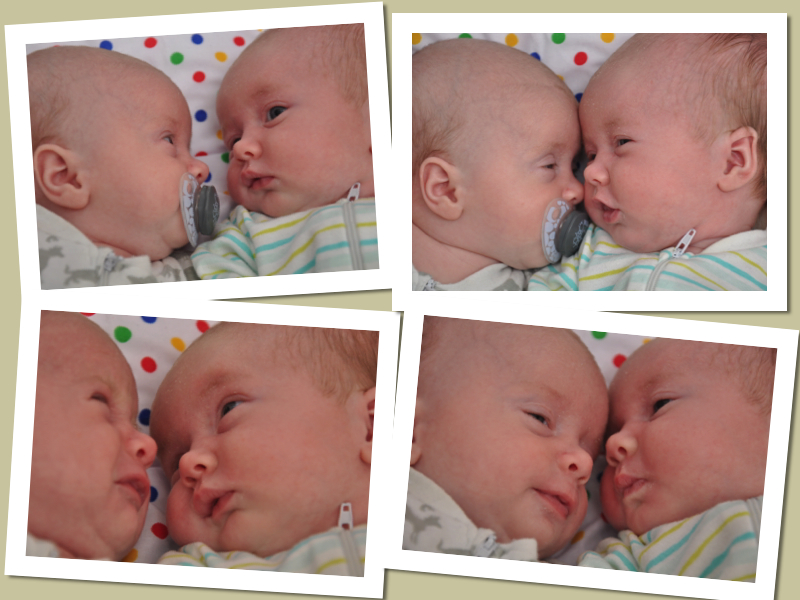 Tvillingcollage 10/12 2012