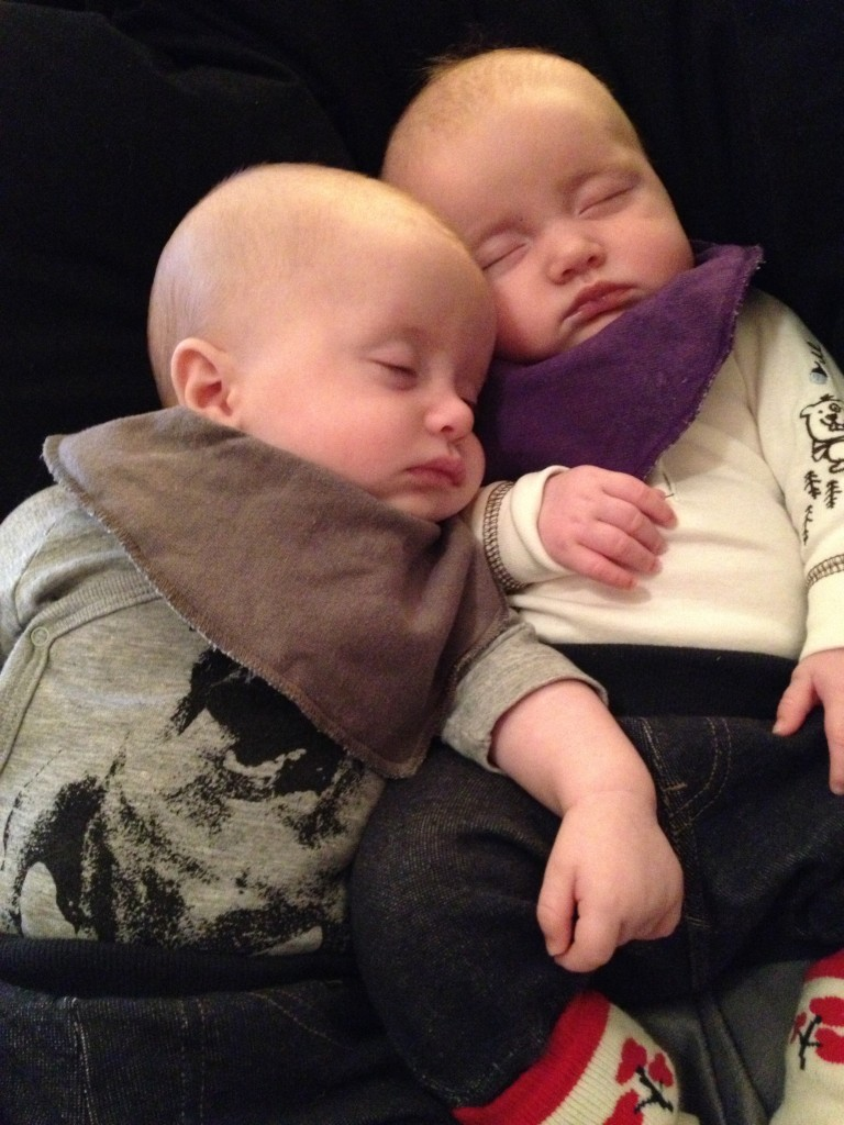Elliot och Alva 10/1 2013