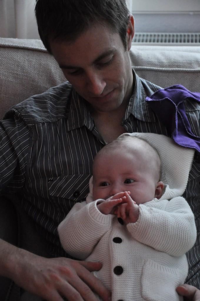 Andreas och Alva 23/2 2013